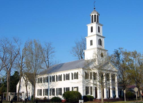 Church Staff/Contact Info